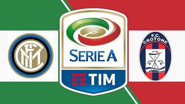Soi kèo bóng đá trận Inter Milan vs Crotone, 18h30 – 03/01/2021