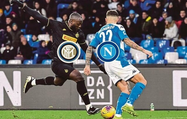 Soi kèo bóng đá trận Inter vs Napoli, 2:45 – 17/12/2020