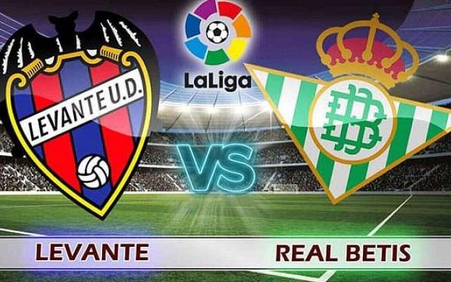 Soi kèo bóng đá trận Levante vs Betis, 3h30 – 30/12/2020