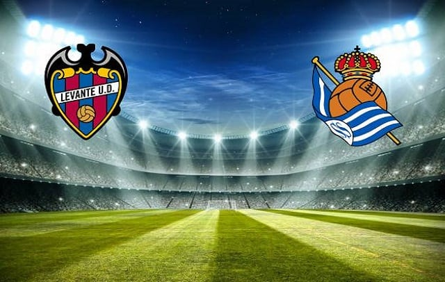 Soi kèo bóng đá trận Levante vs Real Sociedad, 0h30 – 20/12/2020