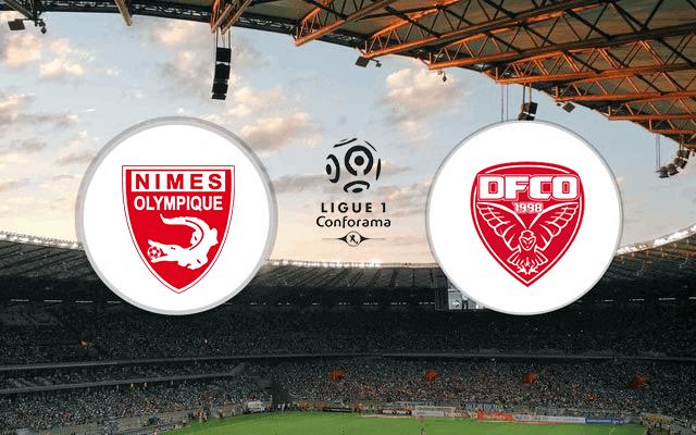 Soi kèo bóng đá trận Nimes vs Dijon, 1:00 – 24/12/2020