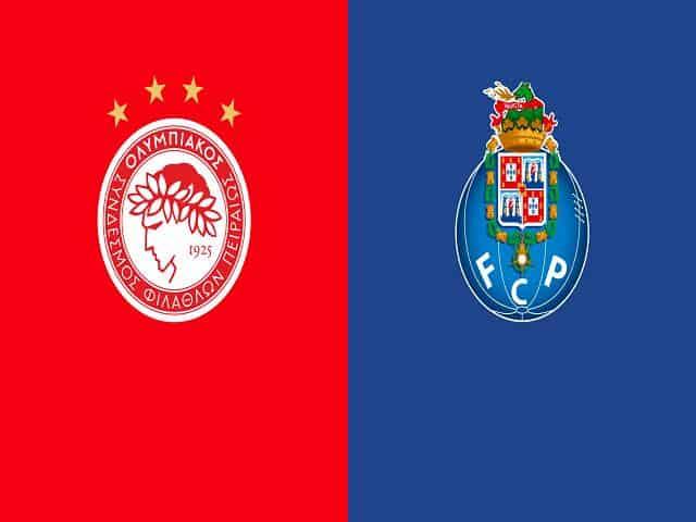 Soi kèo bóng đá trận Olympiakos Piraeus vs Porto, 03:00 – 10/12/2020