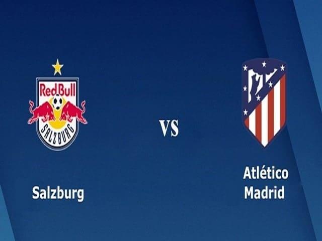 Soi kèo bóng đá trận RB Salzburg vs Atletico Madrid, 03:00 – 10/12/2020