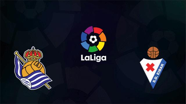 Soi kèo bóng đá trận Real Sociedad vs Eibar, 20h00 – 13/12/2020