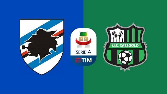 Soi kèo bóng đá trận Sampdoria vs Sassuolo, 2h45 – 24/12/2020