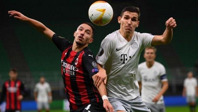 Soi kèo bóng đá trận Sparta Praha vs AC Milan, 3h00 – 11/12/2020