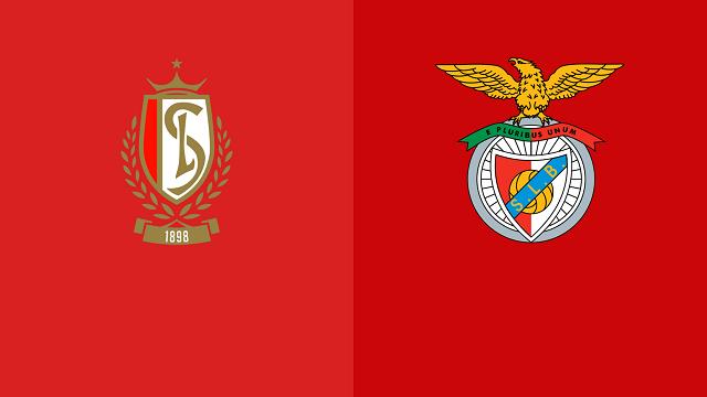Soi kèo bóng đá trận Standard Liège vs Benfica, 0h55 – 11/12/2020