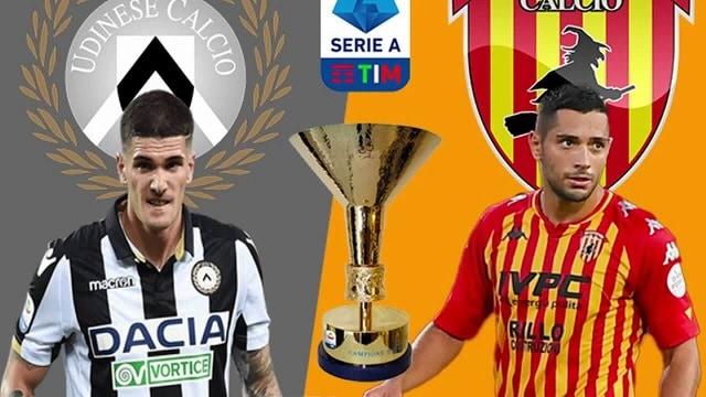 Soi kèo bóng đá trận Udinese vs Benevento, 2:45 – 24/12/2020