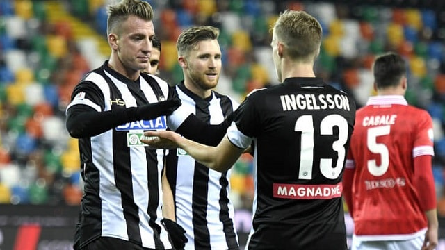 Soi kèo bóng đá trận Udinese vs Crotone, 0:30 – 16/12/2020