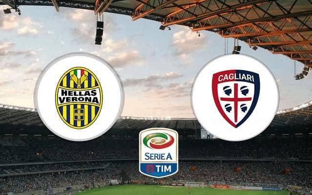 Soi kèo bóng đá trận Verona vs Cagliari, 18h30 – 6/12/2020