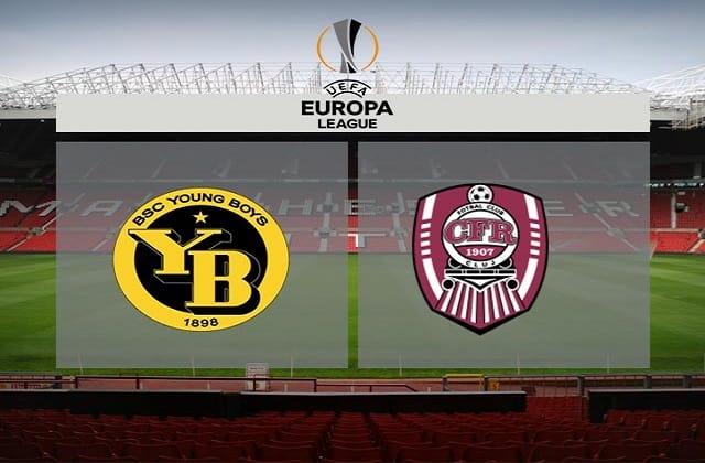 Soi kèo bóng đá trận Young Boys vs CFR Cluj, 0:55 – 11/12/2020