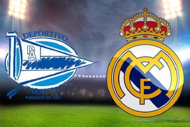 Soi kèo bóng đá trận Alaves vs Real Madrid, 3h00 – 24/1/2021