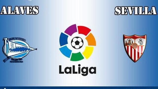 Soi kèo bóng đá trận Alaves vs Sevilla, 3h30 – 20/01/2021