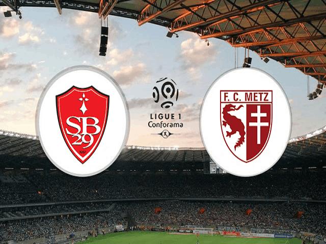 Soi kèo bóng đá trận Brest vs Metz, 21:00 – 31/01/2021
