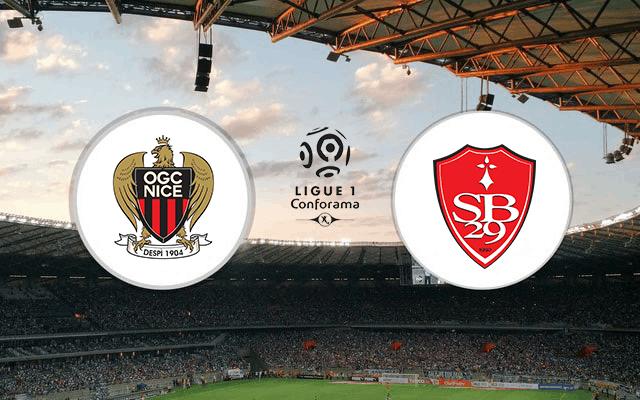 Soi kèo bóng đá trận Brest vs Nice, 1h00 – 07/01/2021