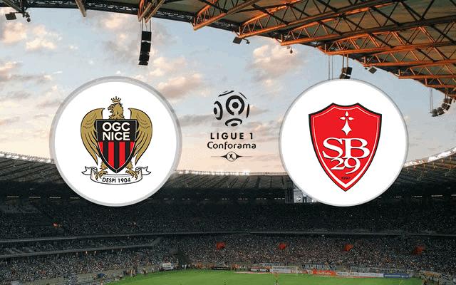Soi kèo bóng đá trận Brest vs Nice, 1:00 – 07/01/2021