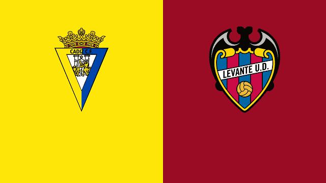 Soi kèo bóng đá trận Cadiz vs Levante, 1:00 – 20/01/2021