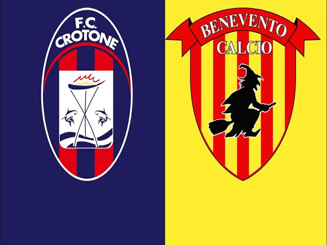 Soi kèo bóng đá trận Crotone vs Benevento, 21:00 – 17/01/2021