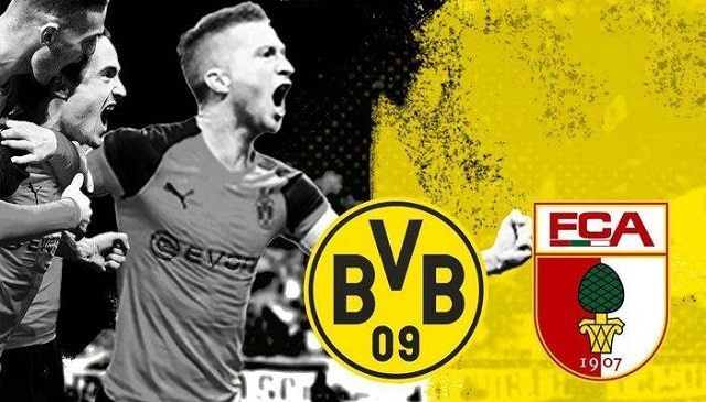 `Soi kèo bóng đá trận Dortmund vs Augsburg, 21:30 – 30/01/2021