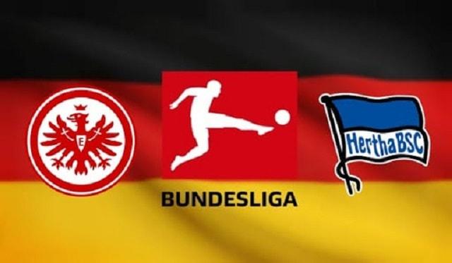Soi kèo bóng đá trận Eintracht Frankfurt vs Hertha Berlin, 21h30 – 30/01/2021