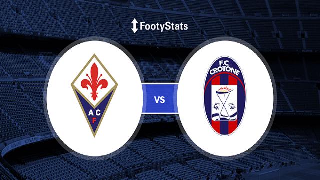 Soi kèo bóng đá trận Fiorentina vs Crotone, 2h45 – 24/01/2021