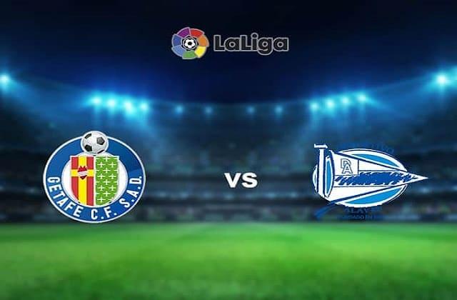 Soi kèo bóng đá trận Getafe vs Alaves, 20:00 – 30/01/2021