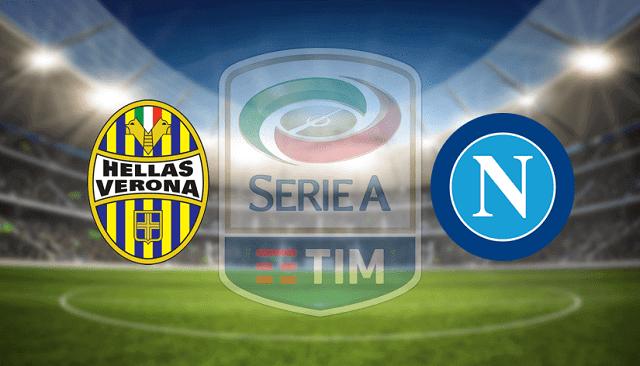 Soi kèo bóng đá trận Hellas Verona vs Napoli, 21:00 – 24/01/2021