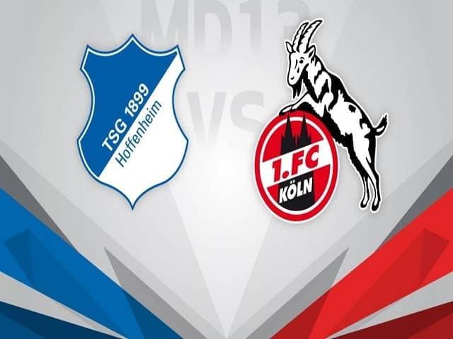 Soi kèo bóng đá trận Hoffenheim vs FC Koln, 00:00 – 25/01/2021