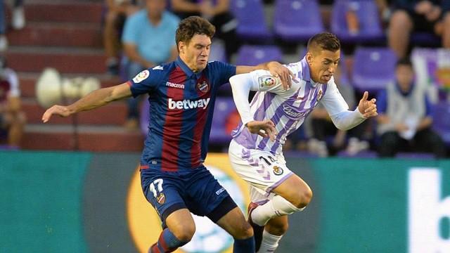 Soi kèo bóng đá trận Levante vs Real Valladolid, 3h00 – 23/1/2021