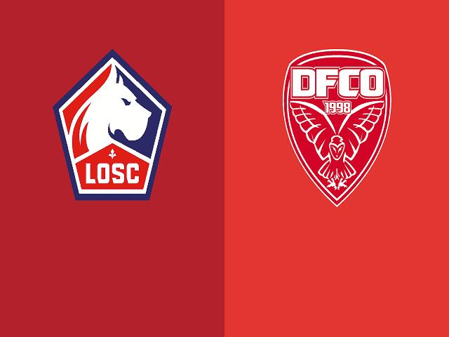 Soi kèo bóng đá trận Lille vs Dijon, 23:00 – 31/01/2021