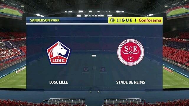 Soi kèo bóng đá trận Lille vs Reims, 23h00 – 17/01/2021