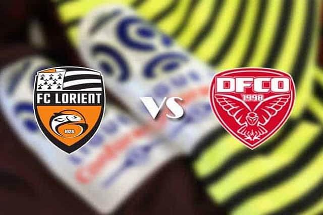 Soi kèo bóng đá trận Lorient vs Dijon, 21h00 – 17/01/2021