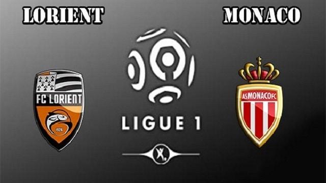 Soi kèo bóng đá trận Lorient vs Monaco, 1h00 – 07/01/2021