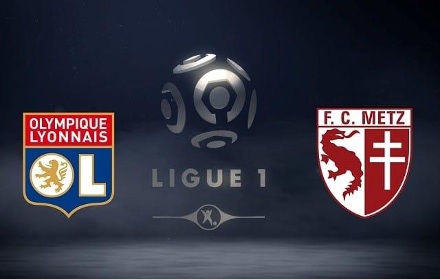 Soi kèo bóng đá trận Lyon vs Metz, 3:00 – 18/01/2021