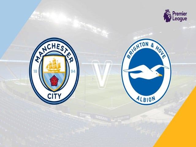 Soi kèo bóng đá trận Manchester City vs Brighton, 01:00 – 14/01/2021