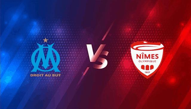 Soi kèo bóng đá trận Marseille vs Nimes, 23:00 – 16/01/2021