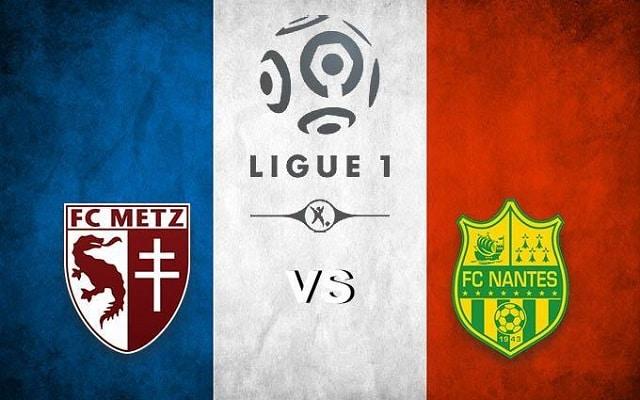 Soi kèo bóng đá trận Metz vs Nantes, 21:00 – 24/01/2021