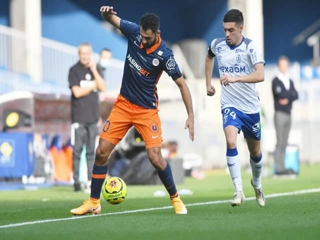 Soi kèo bóng đá trận Montpellier vs Lens, 23:00 – 30/01/2021