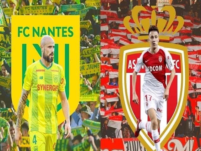 Soi kèo bóng đá trận Nantes vs Monaco, 03:00 – 01/02/2021