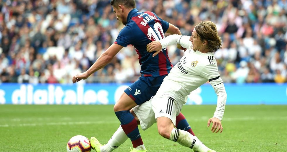 Soi kèo bóng đá trận Real Madrid vs Levante, 22h15 – 30/01/2021