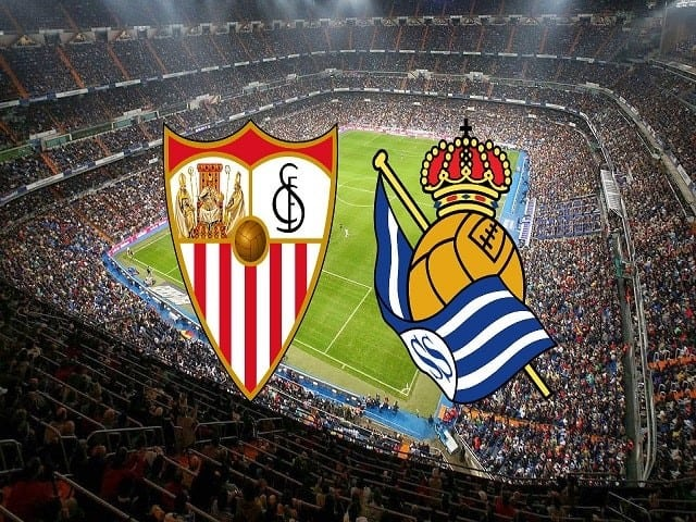 Soi kèo bóng đá trận Sevilla vs Real Sociedad, 20:00 – 09/01/2020