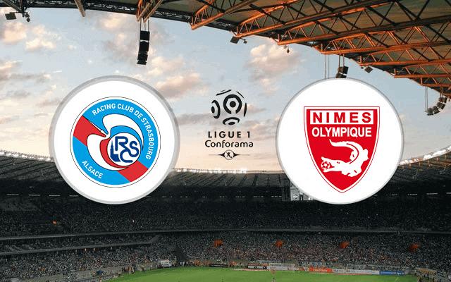 Soi kèo bóng đá trận Strasbourg vs Nimes, 1:00 – 07/01/2021
