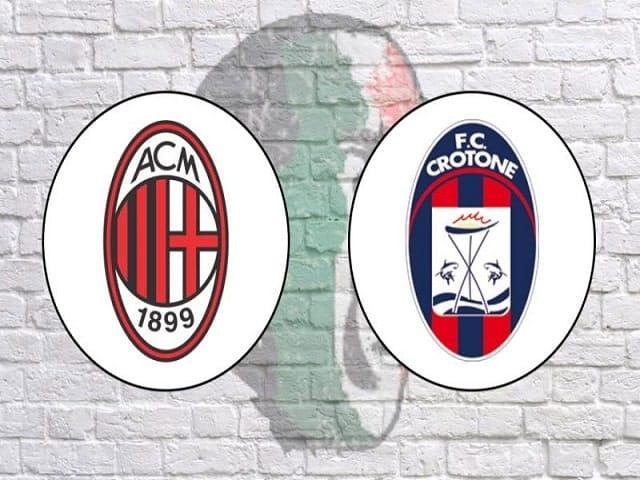 Soi kèo bóng đá trận AC Milan vs Crotone, 21:00 – 07/02/2021