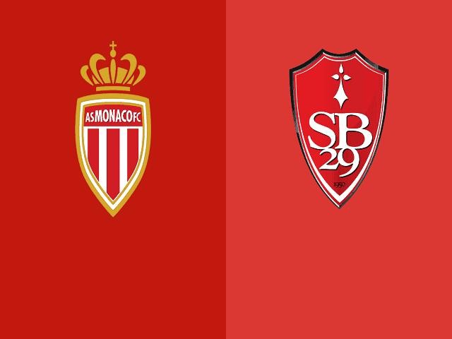 Soi kèo bóng đá trận AS Monaco vs Brest, 19:00 – 28/02/2021