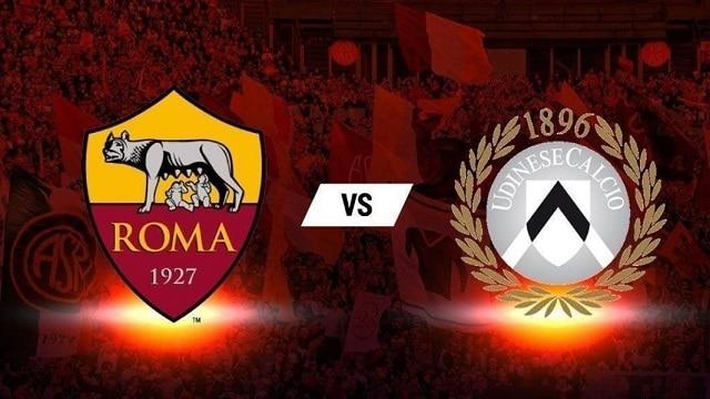 Soi kèo bóng đá trận AS Roma vs Udinese, 18h30 – 14/02/2021