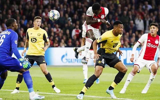Soi kèo bóng đá trận Ajax vs Lille, 0h55 – 26/02/2021