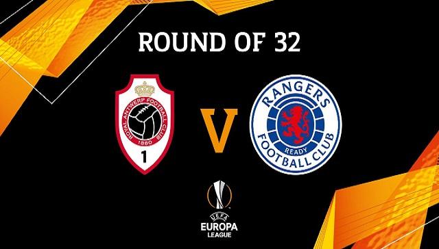 Soi kèo bóng đá trận Antwerp vs Rangers, 3h00 – 19/2/2021