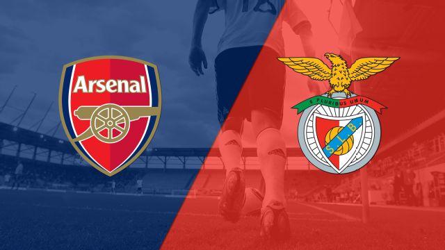 Soi kèo bóng đá trận Arsenal vs Benfica, 0h55 – 26/02/2021