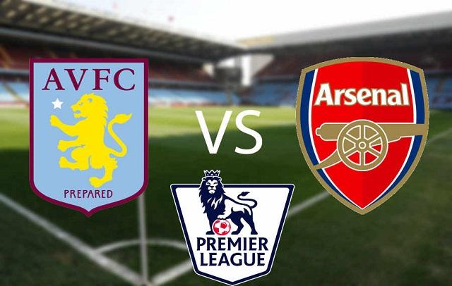 Soi kèo bóng đá trận Aston Villa vs Arsenal, 19:30 – 06/02/2021