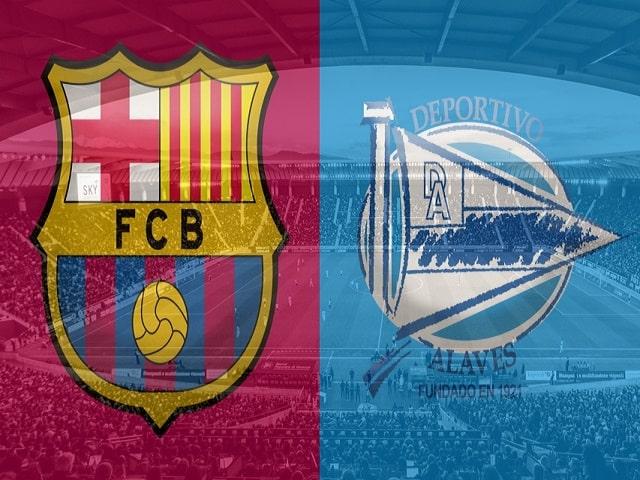 Soi kèo bóng đá trận Barcelona vs Deportivo Alaves, 03:00 – 14/02/2021